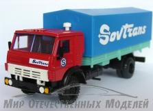 """КАМАЗ 5325 """"Sovtrans"""""""