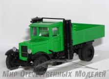 Урал-ЗИС-21А Грузовик газогенераторный