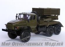 "УРАЛ БМ-21 ""Град"""