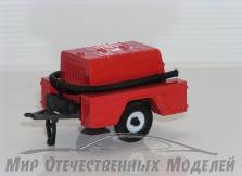 Прицеп-Мотопомпа МП-1600 1:43