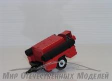 Прицеп-Мотопомпа МП-1600 с системой дымоудаления 1:43