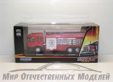 "маш ""FIRE TRUCK"" пожарная 1:48"