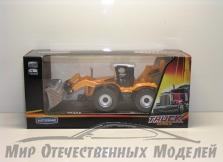 игрушка машинка HEAVY TRACTOR бульдозер 1:48