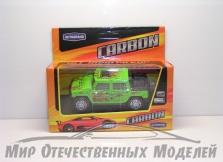 игрушка машинки Hummer Pick-Ap в ассорт 1:43