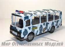 "ПАЗ-32053 ""ОМОН"""