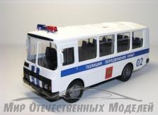 """ПАЗ-32053 """"Полиция"""""""