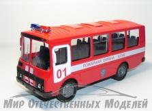 """ПАЗ-32053 """"Пожарная охрана"""""""