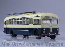 Троллейбус МТБ-82Д произ-во Тушинского Авиазавода