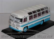 ПАЗ-672 (бело-голубой)