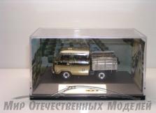 УАЗ-39094 фермер, юбилейный (70-лет УАЗ, цв.-золото) лим.серия 1:43